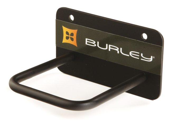 Muursteun voor een Burley aanhangfiets