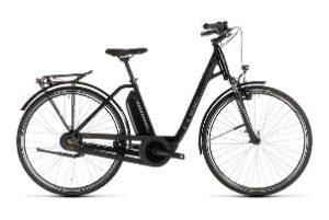E-bike accu achter zitbuis