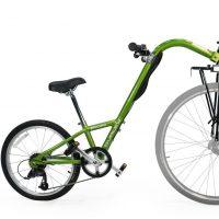 Burley Piccolo aanhangfiets groen