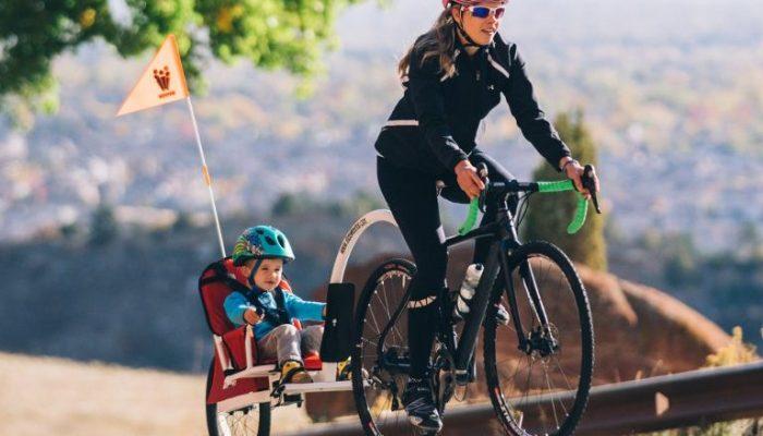 Roland standaard voor Add+Bike aanhangfiets