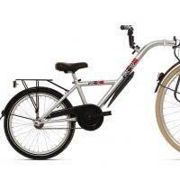 Bike2Go Freewheel aanhangfiets