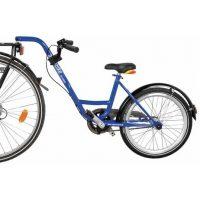 Roland Add+Bike 3 versnellingen aanhangfiets blauw